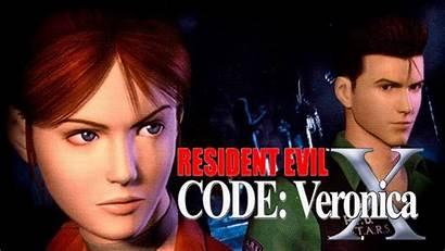 Veronica Code Resident Evil