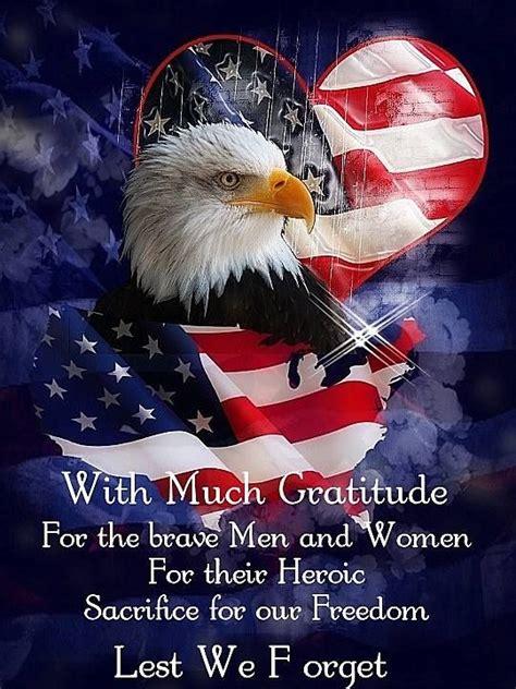 gratitude   brave men  women