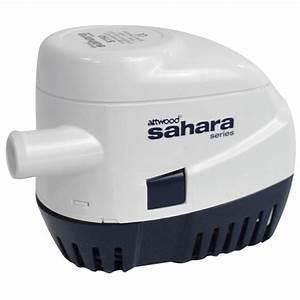 Attwood Sahara Automatic Bilge Pump S500 Series