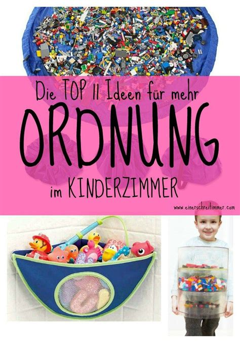 Ordnung Im Kinderzimmer Richtig Aufraeumen by Die Top 11 Ideen F 252 R Mehr Ordnung Im Kinderzimmer