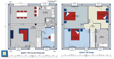 plan maison etage 4 chambres 1 bureau plan électricité maison distribution de l 39 alimentation