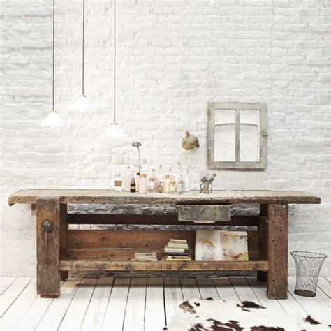 atelier du menuisier cuisine etabli d 39 atelier dans un intérieur contemporain picslovin