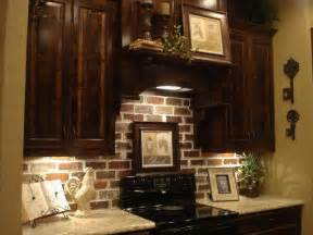 brick backsplashes for kitchens brick backsplash cabinets yes future kitchen for the home cabinet