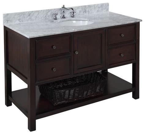 5 foot vanity top single sink kitchen bath collection new yorker bath vanity bathroom