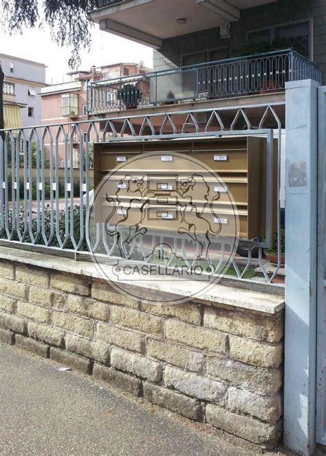 Vendita Cassette Postali by Casellari Postali Condomini Vendita