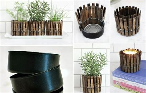 ideas  crafting  tin cans     home