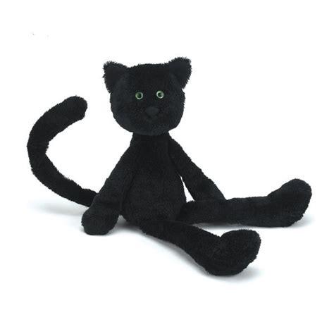 peluche chat casper noir jellycat
