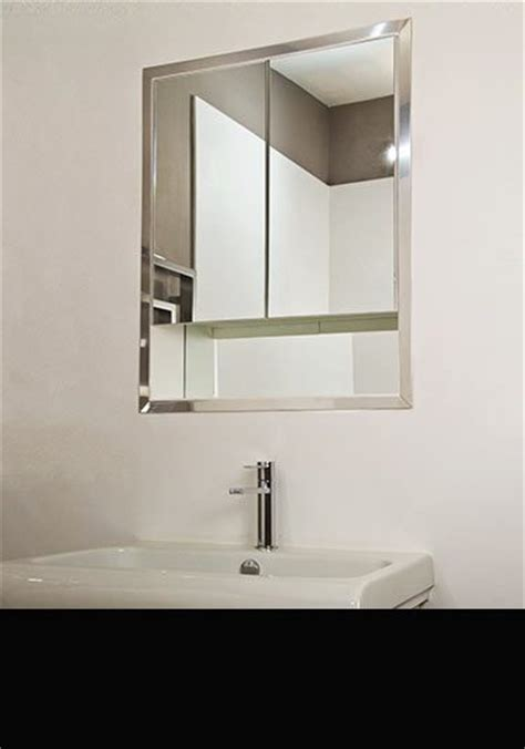 recessed bathroom cabinets flush mirror cabinets