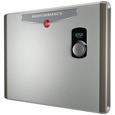Rheem Performance 36 Kw Selfmodulating 6 Gpm Electric