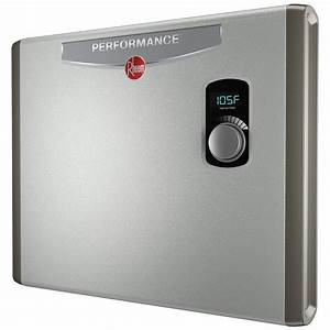 Rheem Performance 36 Kw Self