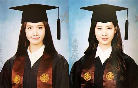 4 Girls' Generation Members' University Graduation Photos