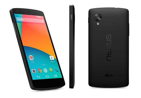 nexus 5 phone announces nexus 5 smartphone marketwatch