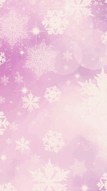 Silver Pink Snowflake Background by Pretty Snowflakes Cool Color Inspirations In 2019