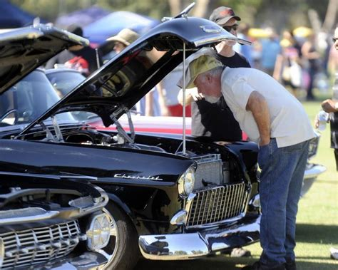Classic Car Show Continues Sunday In Modesto