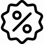 Discount Vector Icon Freepik Icons Designed Flaticon