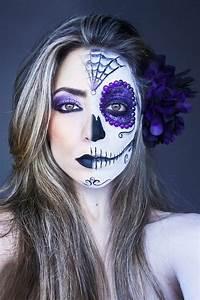 Halloween Schmink Bilder : coole halloween schmink ideen ~ Frokenaadalensverden.com Haus und Dekorationen