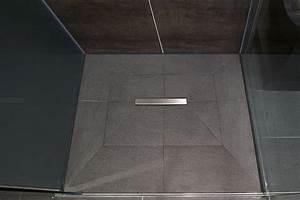 Wedi Bodengleiche Dusche : wedi fundo riofino bodengleiches duschelement mit linienentw sserung ~ Frokenaadalensverden.com Haus und Dekorationen