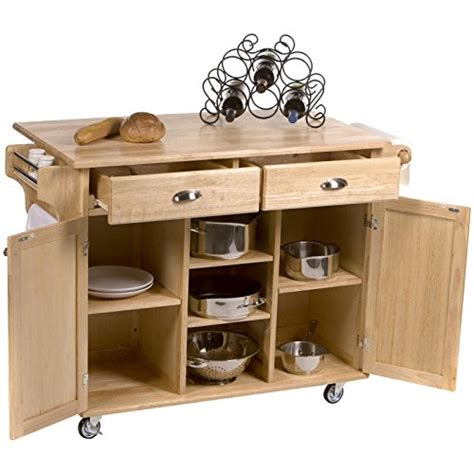 Napa Kitchen Cart by Home Styles Napa Kitchen Cart Great Bartender