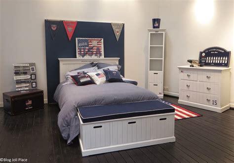 decoration chambre style usa
