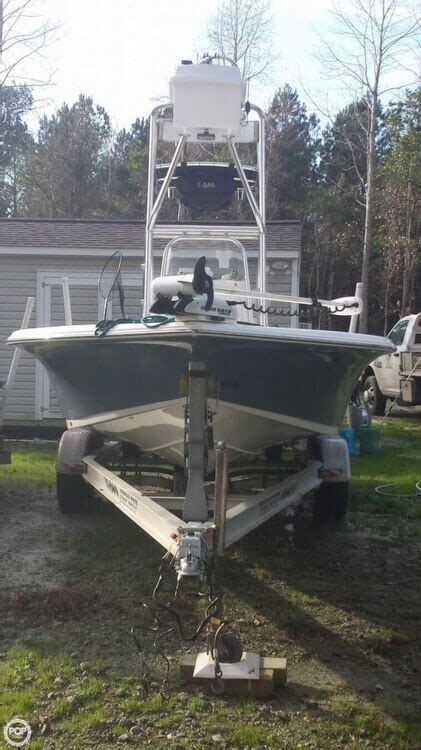 Tidewater Boats For Sale Nc by 2012 Used Tidewater 2200 Carolina Bay Boat For Sale