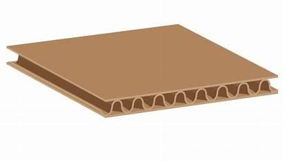 Corrugated Sheets Wall Single Board Flute