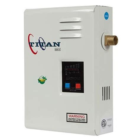 Bad Water Heater In Apartment by Titan N100 Condo Apartment Tankless Water Heater 10kw