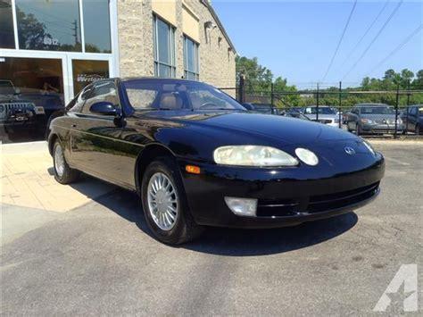 1993 Lexus Sc 300 Car For Sale In