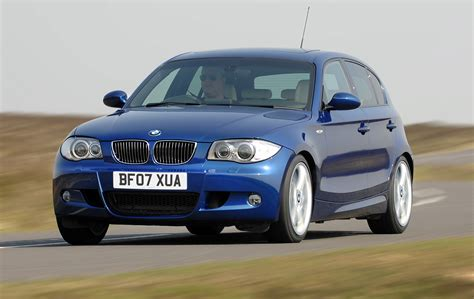 Bmw 1-series Hatchback Review (2004