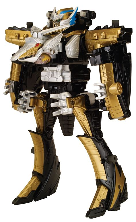 Amazon.com: Power Rangers Dino Charge Zord Builder Dino