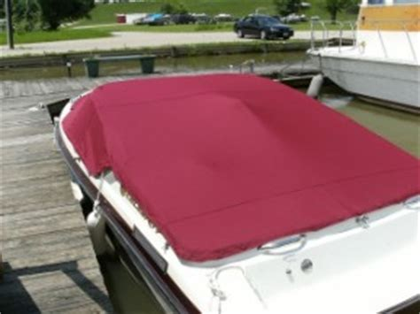 Boat Canvas Extension Snaps by Custom Boat Covers Cincinnati Area