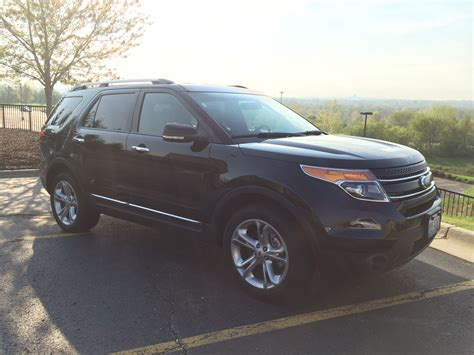 2015 Ford Explorer Limited Rental Review