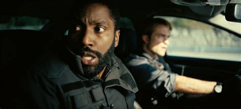And speaking of time, if there is one screenwriter and director who can make pressing the rewind button on the dvd player dramatic. Robert Pattinson, John David Washington Bend Time in First ...