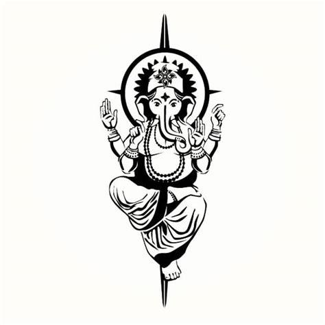 latest lord ganesha tattoo designs