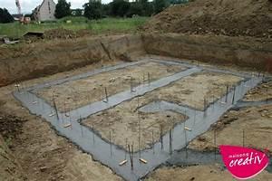 fondations fondation garage accole les etapes de With maison en beton coule 5 fondations fondation maison etage les etapes de construction