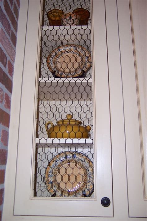 how to antique kitchen cabinets 21 best chicken wire mesh images on chicken 7194