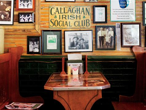 souths  bar  callaghans irish social club
