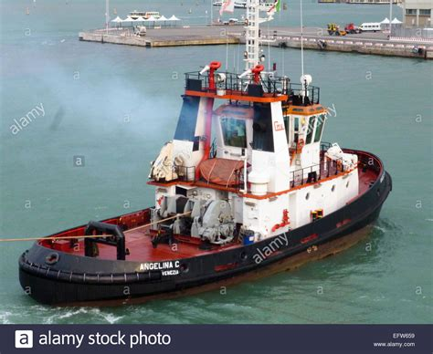 Big Tug Boats For Sale by Tug Boat Tugboat Pulling Boat Boats Nobody Venice