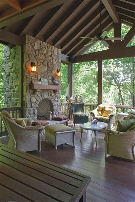 Porch Ideas by Screened Porch Designs