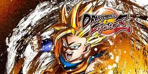 DRAGON BALL FighterZ Nintendo Switch Games Nintendo