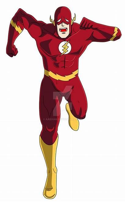 Flash Running Clipart Tired Superhero Aashan Clipartmag