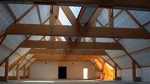 Salle De Sport Quetigny : charpente en bois charpente lamell coll nord pas de ~ Dailycaller-alerts.com Idées de Décoration