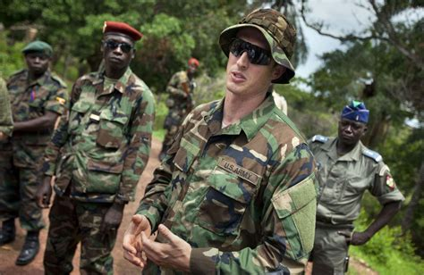 Us Military Turns Africa Into