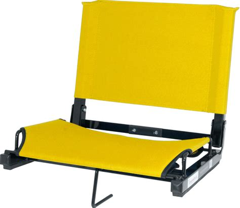Best Stadium Chair For Bleachers by Stadium Chair Stadium Bleacher Chairs Sportsunlimited