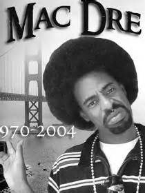 Mac Dre Genie Of The L Album by 正版 Genie Of The L 灯神 专辑 Mac Dre 全碟试听下载 Mac Dre 专辑 Genie