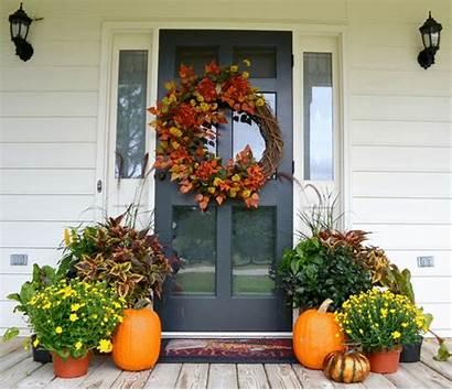 Fall Door Garden Ways Plants Through Maker