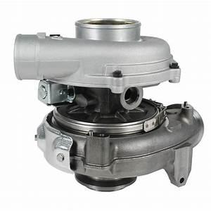 6 0l Ford Powerstroke Turbocharger