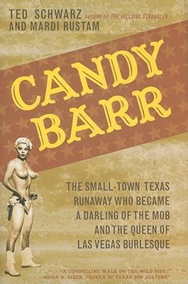 candy barr  small town texas runaway