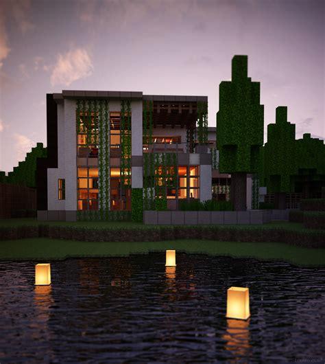 modern house        real life