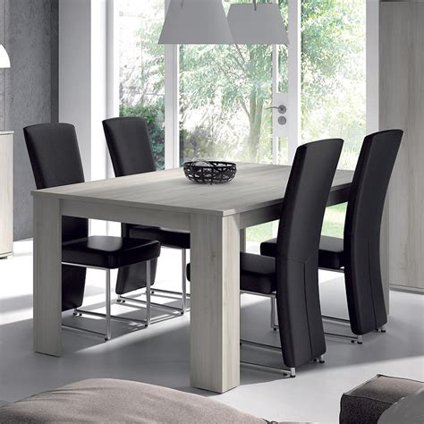 table salle a manger gris clair