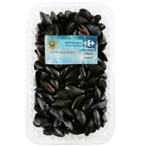 cuisiner les moules moules de bouchot sous vide pretes a cuisiner tous les produits produits de la mer prixing